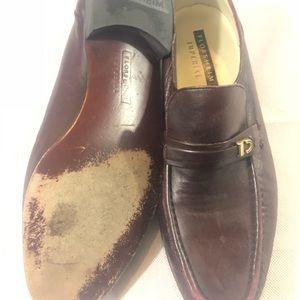 Florsheim Shoes - Florsheim imperial men's shoes 10 brown leather